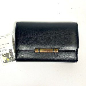 Fashion Bug VR Collection Faux Leather Wallet